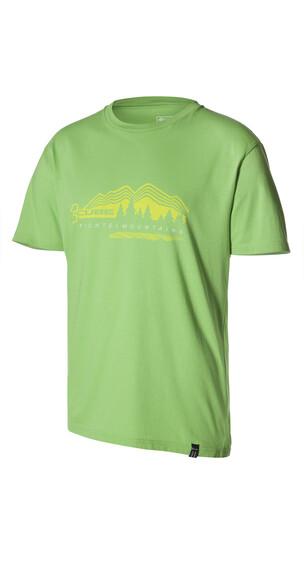 Cube T-Shirt Fichtel Mountains Men grün